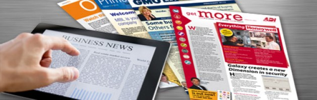 Newsletters: Printed or Electronic